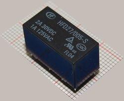 HFD27/005-S Hongfa Telecom Relay