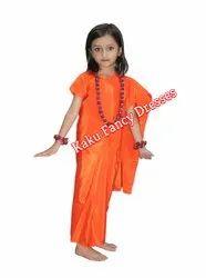 Kids Vanvasi Seeta Costume