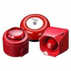 Fire Alarm Sounder Set