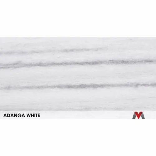 Adanga White Marble