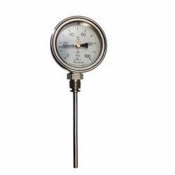 Stainless Steel Bimeta Thermometer