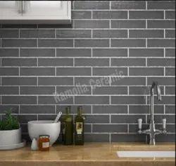 Ceramic Mosaic Grey,White 300x600 Mm Digital Wall Tiles