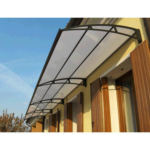 Multiwall Polycarbonate Awnings At Rs 355 Square Feet