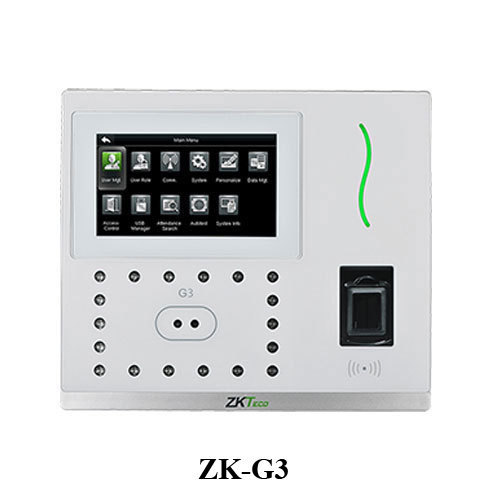 Zk G3 Time Attendance System