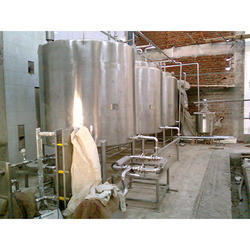 Syrup Manufacturing Plants
