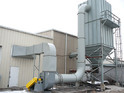 Dust Collection Systems for Dhall Mills