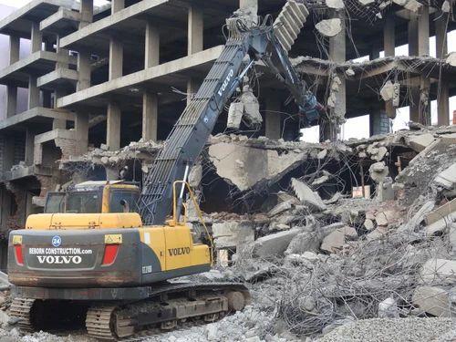 Reborn Construction, Pune - Equipment Rental of Building