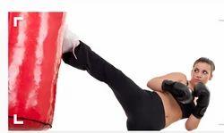 Kick Boxing Training