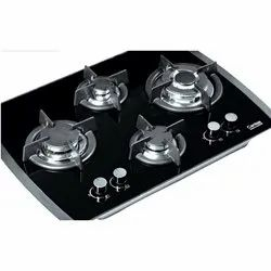 726 x 515 x 50 mm 4 Burner Gas Hob