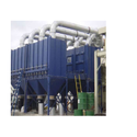 Pulse Jet Bag Filter System for Leather Industry