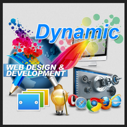 Dynamic Web Designing Services, Dynamic Website in Navi Mumbai