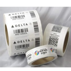 Barcode Printed Labels