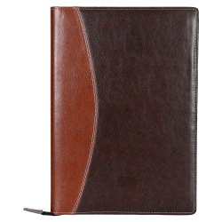 Leather Portfolio File Folder