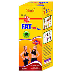 Go Fat Cure Ras Fat Removal Syrup