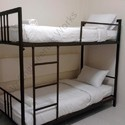 Long Size Hostel Bed