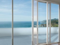 UPVC Balcony Sliding Door
