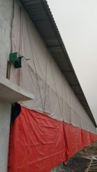 Vijay Raj Poultry Curtain Winch System