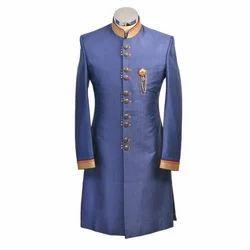 Kooki Ethnics Full Sleeve Men's Party Wear Sherwani
