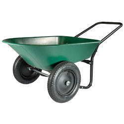 Wheelbarrow Canvas Trolley