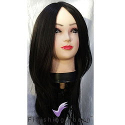 Women Long Straight Hair Wig