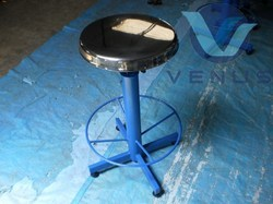 Powder Coated Stool