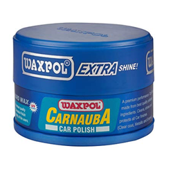 Carnauba Car Polish- Hard Wax for Extra Shine & Protection