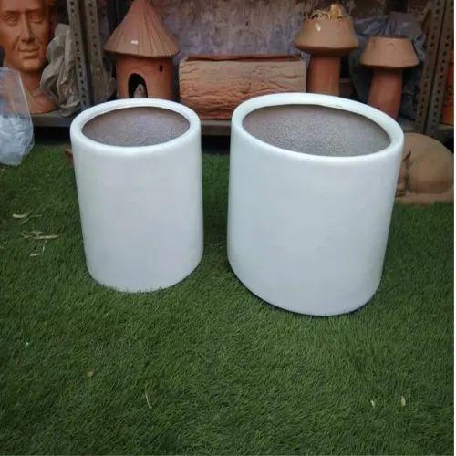 Decorative Fiber Flower Pot