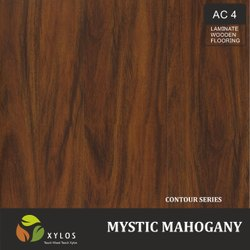 Mystic Mahogany Laminate Wooden Flooring