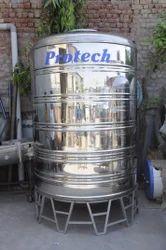 Protech 600 Liter Stainless Steel Water Storage Tank