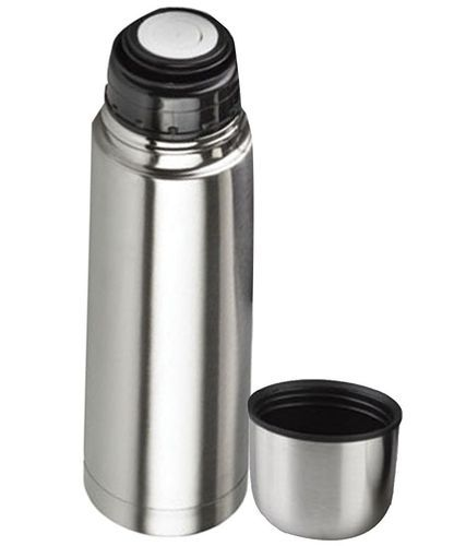 silver thermos flask size litres 1000ml 500lt rs 220 piece