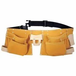 Plain Leather Tool Apron, for Tool Holding