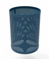 Designer trash can