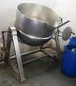 Pharma Steam Jacketed Kettle