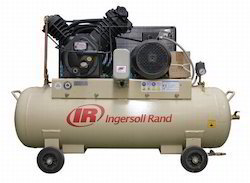 15 Hp - 20 Hp Ingersoll Rand (ir) 2340 Ingersoll Rand Air Cooled Air Compressor