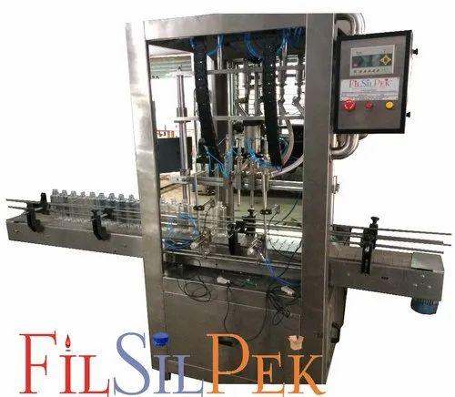 Edible Oil Tin Filling Machine
