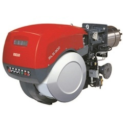 RLS-BP MX Series Modulating Dual Fuel Burners