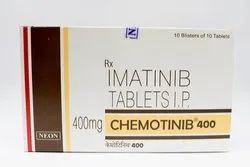 Chemotinib 400 Mg (Imatinib Mesylate Tablets)