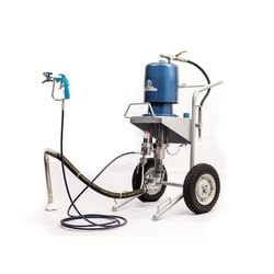 Semi Automatic Airless Spray Painting Machine