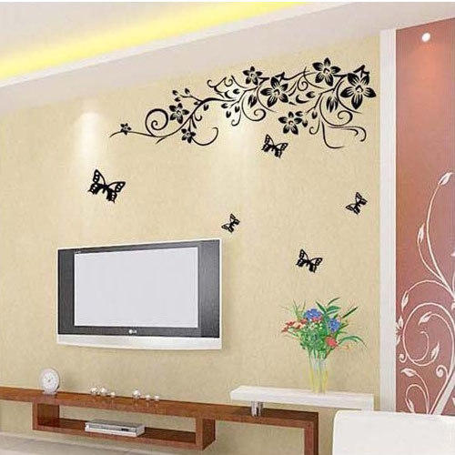 3d wall sticker - stylish 3d wall sticker manufacturer from noida