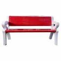RCC Garden Bench With Hand Rest