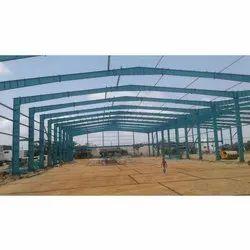 Steel Prefab Pre Engineered Building Structure