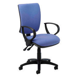 Office Chair With Ring Arm