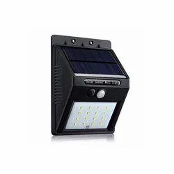 YesNo.in Plastic Solar Wall Light With Motion Sensor, for Lighting