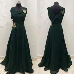 Wedding Georgette Gowns
