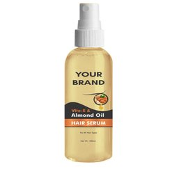 Vitamin E & Almond Oil
