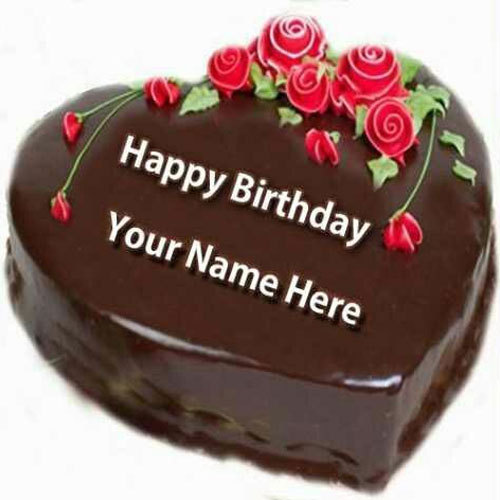 Superb Dark Chocolate Birthday Cake At Rs 650 Kilogram Nagina Id Personalised Birthday Cards Epsylily Jamesorg