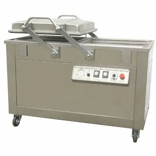 Electric Double Chamber Vacuum Packaging Machine