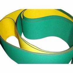 300 Mm Green Nylon Sandwich Belt