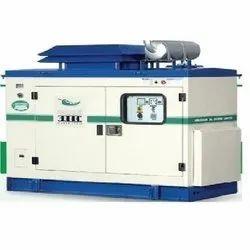 40 KVA Kirloskar Diesel Generator, 1 & 3 Phase