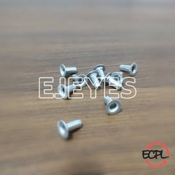 No 3060 Aluminium Eyelets Polished